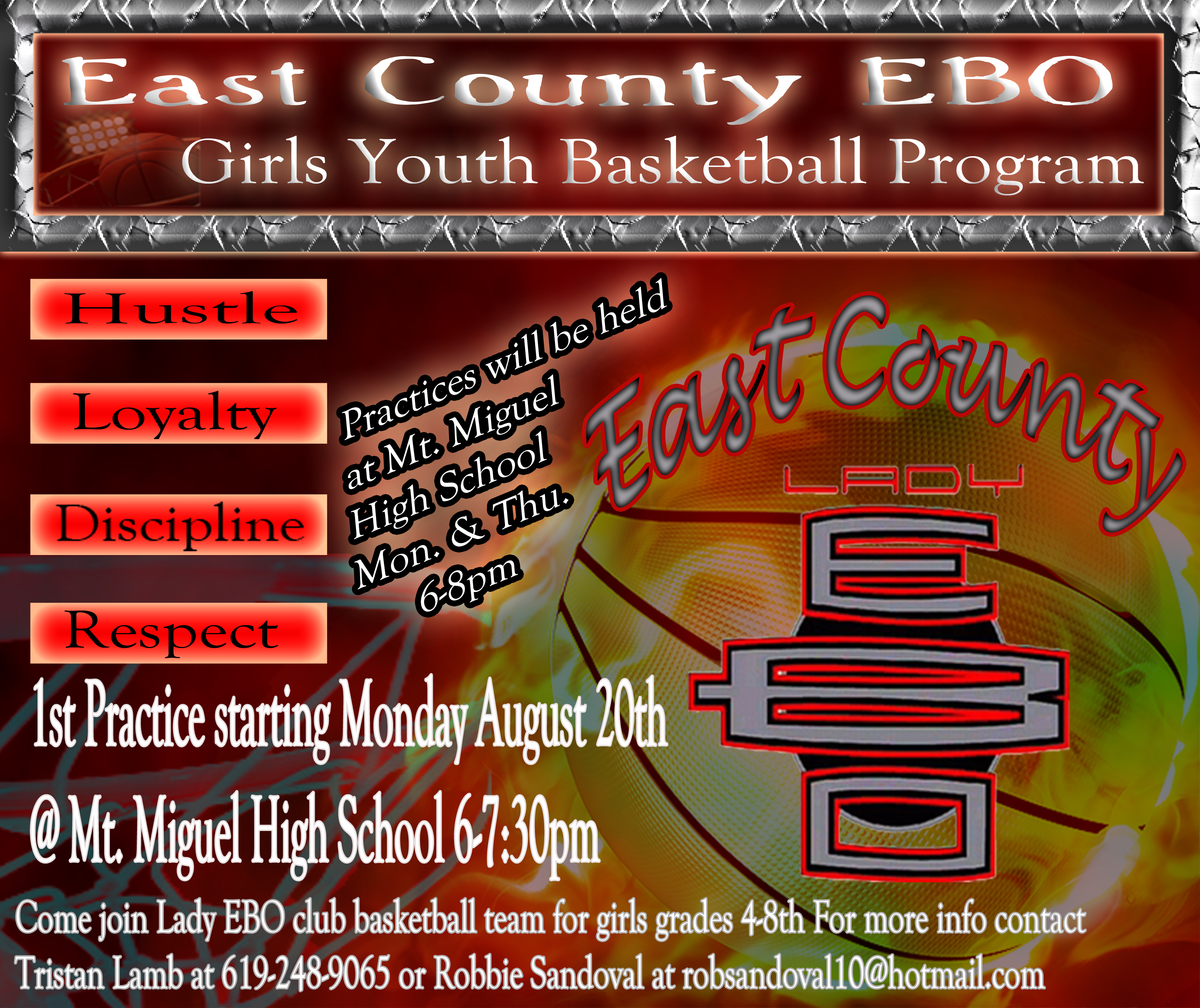 EAST COUNTY SPORTS - Real Sports... Real Time